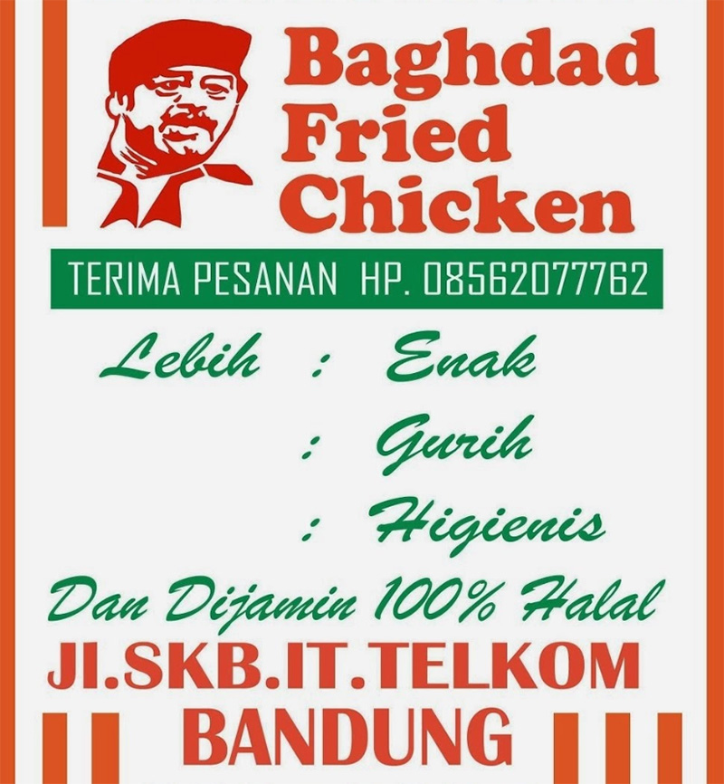 Baghdad Fried Chicken