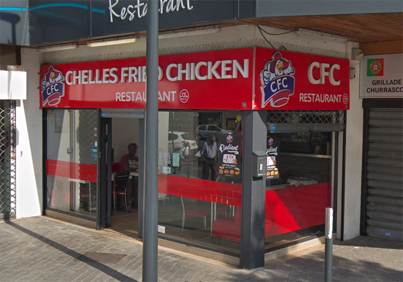 Chelles Fried Chicken