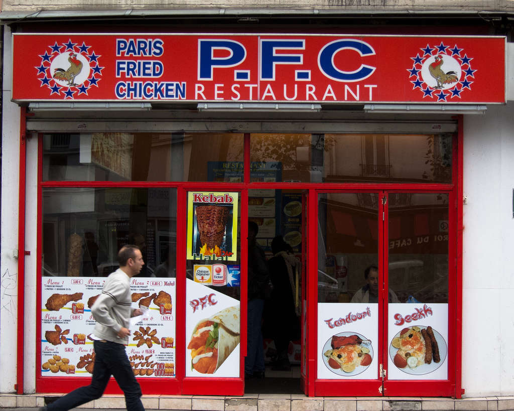 Paris Fried Chicken